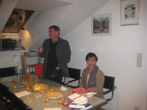 Konstantin Kaiser & Nahid Bagheri-Goldschmied