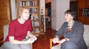 Ruth Aspöck, Eva Jancak