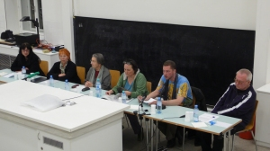 Traude Korosa, Krista Kempinger, Marie-Therese Kerschbaumer, Ilse Kilic, Christian Katt, Gerhard Jaschke