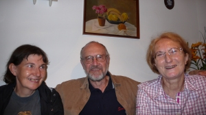 Eva, Robert, Ruth