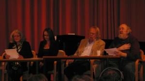 Susanna Schwarz-Aschner, Eva Filipp, Hahnrei Wolf Käfer, Rolf Schwendter