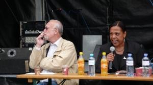 Helmut Rizy, Grace Marta Latigo