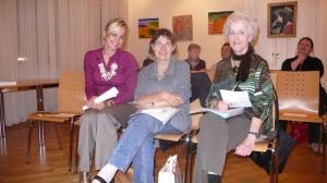 Agnes Lechner, Eva Jancak, Helga Pucher