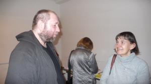 Rudi Lasselsberger, Eva Jancak