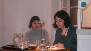 Eva Jancak, Marietta Böning