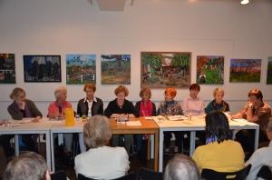 Elisabeth Krön, Erika Parovsky, Hilde Schmölzer, Judith Gruber-Rizy, Hilde Langthaler, Elfriede Haslehner, Heidi Hagl, Angelika Raubek, Gabriela Schmoll