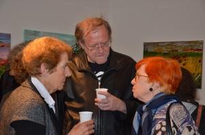 Hilde Schmölzer, Franz Kratzer, Elfriede Haslehner