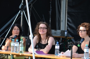 Petra Ganglbauer, Doris Nußbaumer, Nadine Kegele