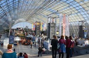 Messe LPZ, Glashalle
