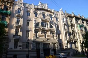 Riga, Jugendstilviertel