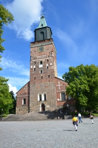 Turku, Dom