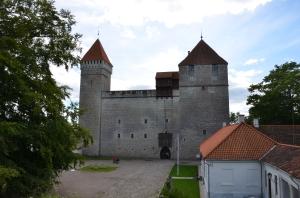 Saaremaaa, Kuressare, Burg
