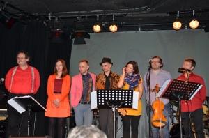 Band Franz Josef