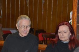 Richard Matula, Ingrid Jantzen