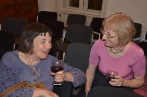 Eva Jancak, Ruth Aspöck