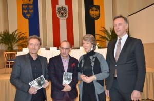 Wolfgang Derler, Robert Streibel, Barbara Rett, Michael Schwanda