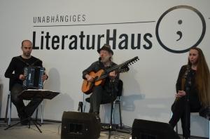 Roland Neuwirth Trio