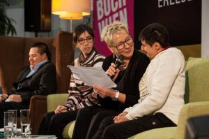 Hakan Alkis, Melanie Corn, Monika Fischer, Sybille Grafl ©Teresa Novotny