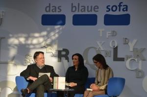 Preis der Literaturhäuser an Terezia Mora