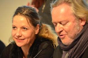 Chris Pichler und Gregor Seberg