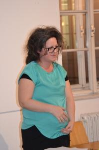 Nadine Kegele