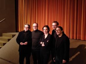 Erwin Steinhauer, Daniel Glattauer, Aglaia Szyszkowitz, Michael Kreihsl, Christoph Wagner (Cinema Paradiso)