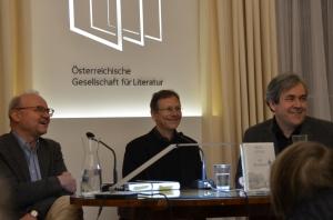 Herbert Ohrlinger, Doron Rabinovici, Manfred Müller