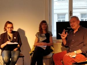 Augusta Laar, Judith Nika Pfeifer, Fritz Ostermayer