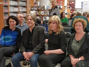 Karoline Cvancara, Volker Kaminski, Valeska Réon, Judith Gruber-Rizy