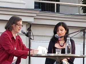Daniela Strigl, Yara Lee
