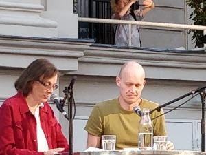 Daniela Strigl, Arno Geiger