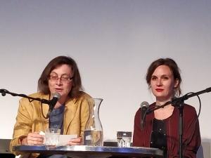 Daniela Strigl, Barbara Rieger