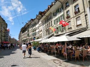 Gerechtigkeitsgasse in Bern