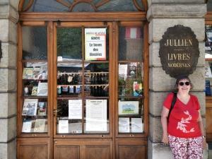 Buchhandlung in Genf
