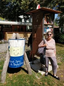 Bücherschrank Falkenplatz Bern