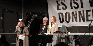 Jelena Gucanin, Maria Rösslhumer, Nicole Schöndorfer